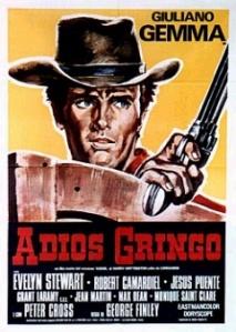 1965 Adios Gringo