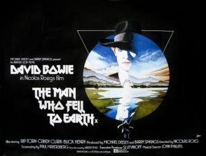 Ο άνθρωπος που έπεσε στη γή (1976)